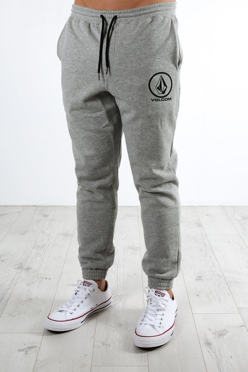 Brass Tacks Fleece Pant Heather Grey