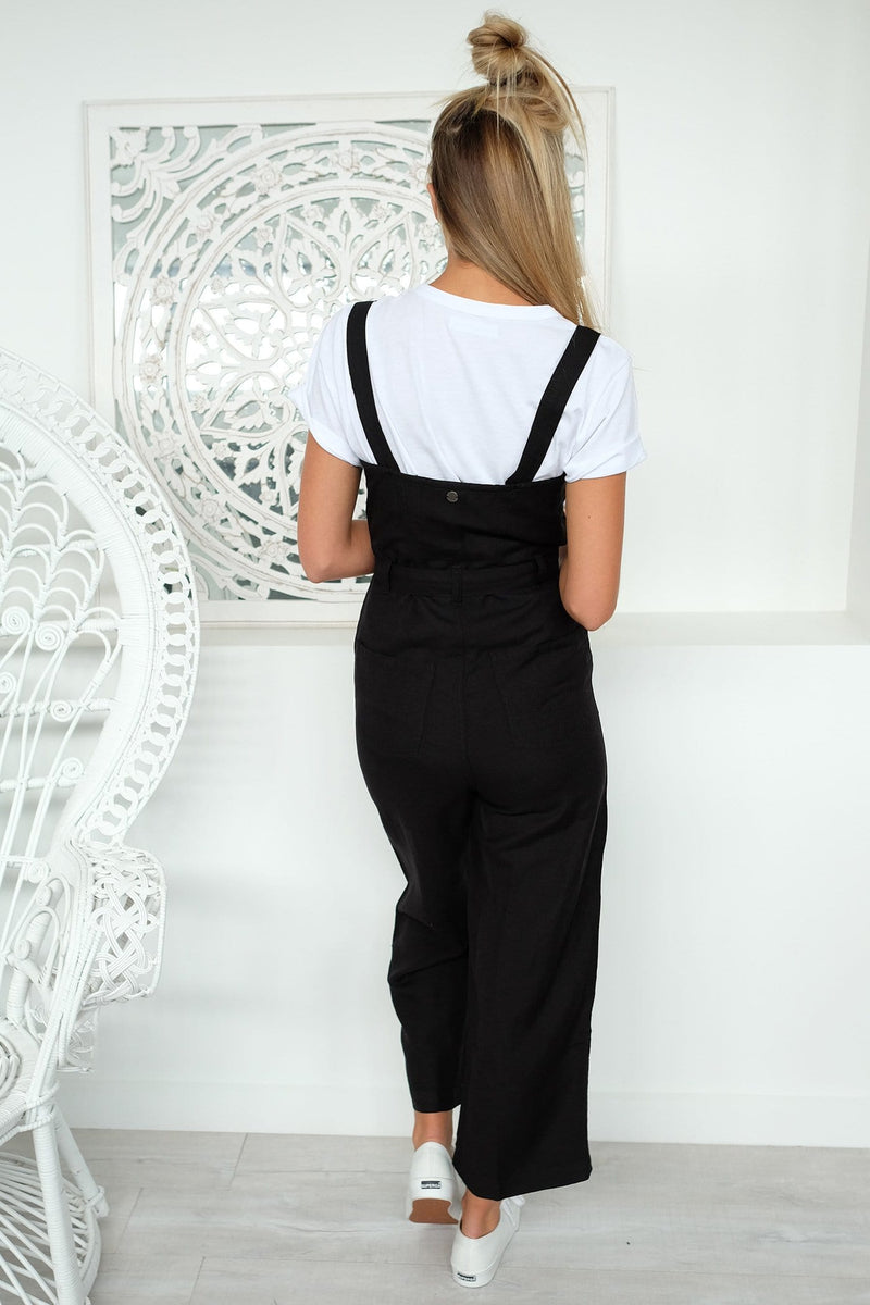 cf130537e70 Brazen Jumpsuit Black - Jean Jail
