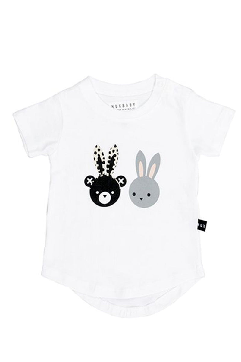 Bunny Bear T-Shirt White