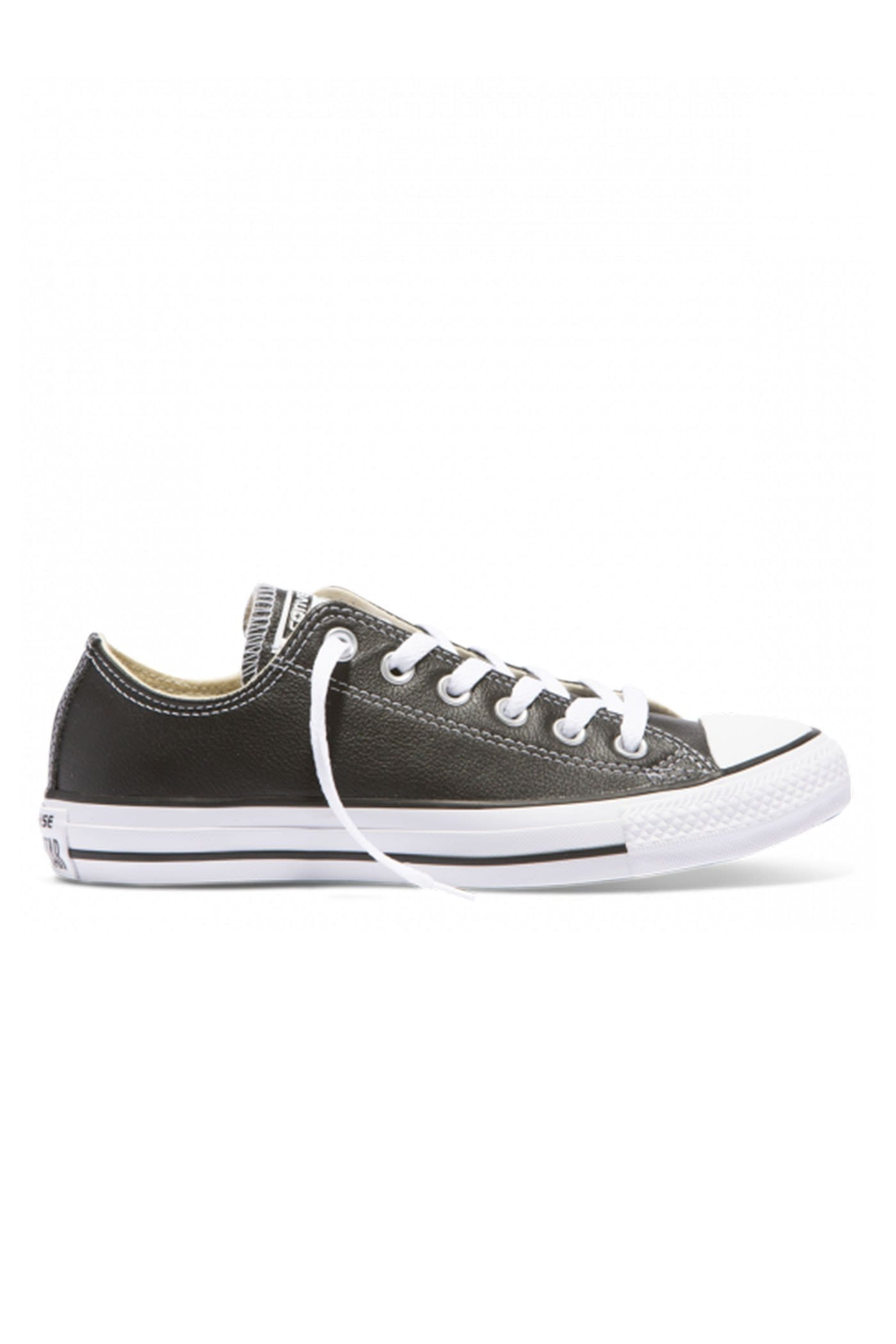 Chuck Taylor All Star Leather Low Top Black