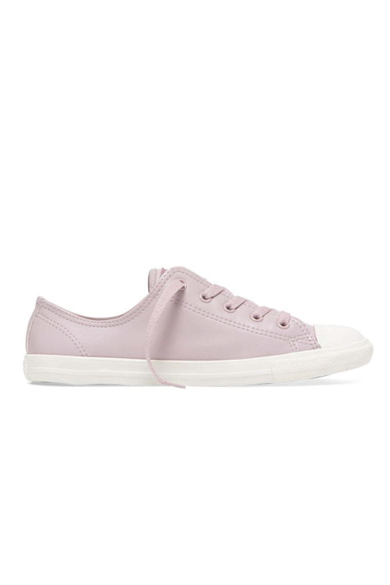 Chuck Taylor All Star Dainty Craft Low Top Plum Chalk Converse - Jean Jail