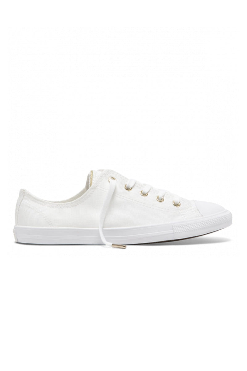 Chuck Taylor All Star Dainty Summer Palms Low Top White Converse - Jean Jail