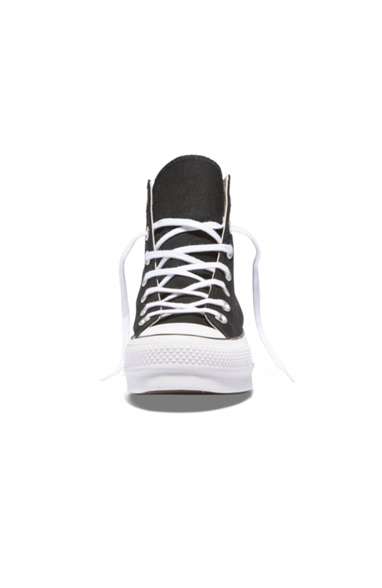 Chuck Taylor All Star Lift Canvas High Top Black Jean Jail
