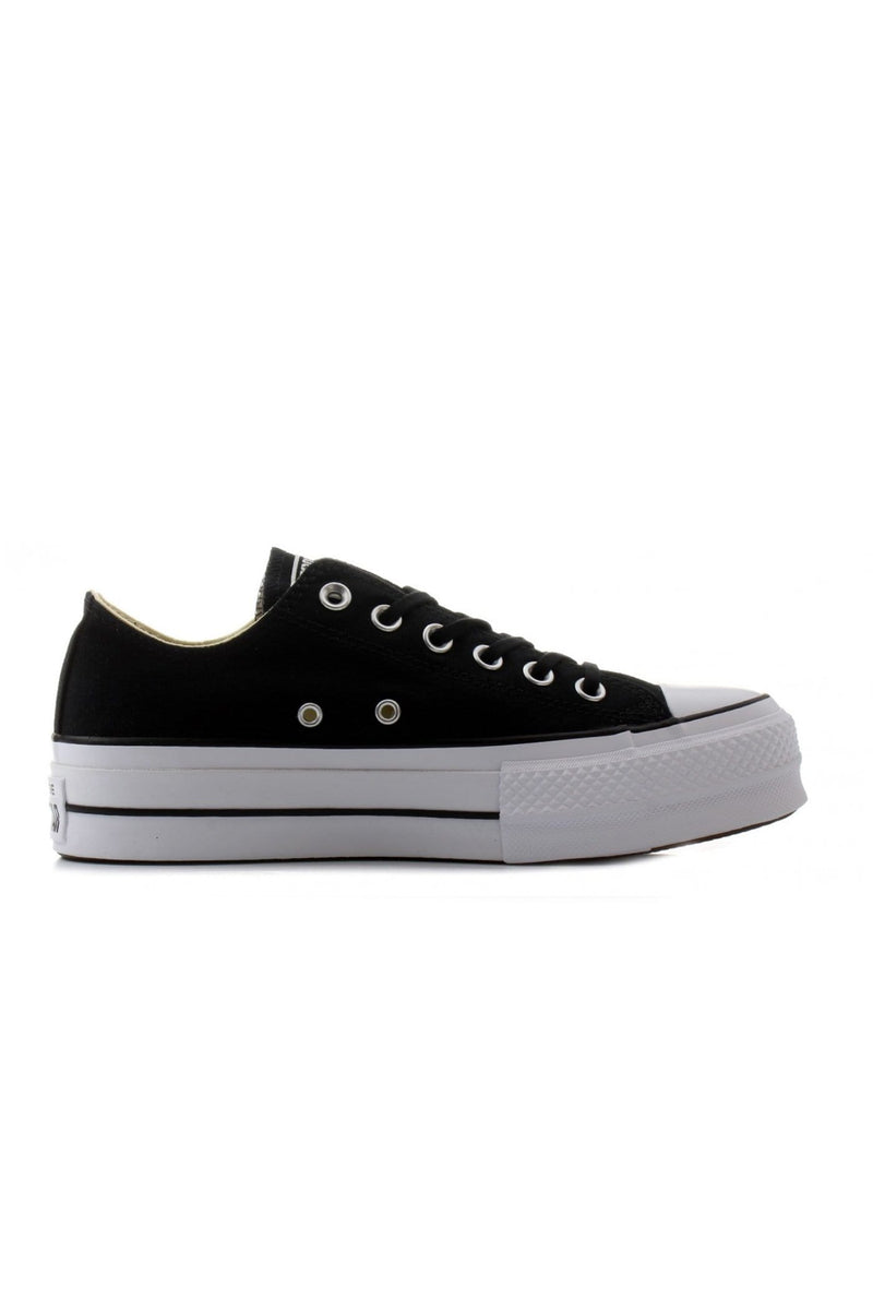 96579b9711c2ba Chuck Taylor All Star Lift Ox Black White - Jean Jail