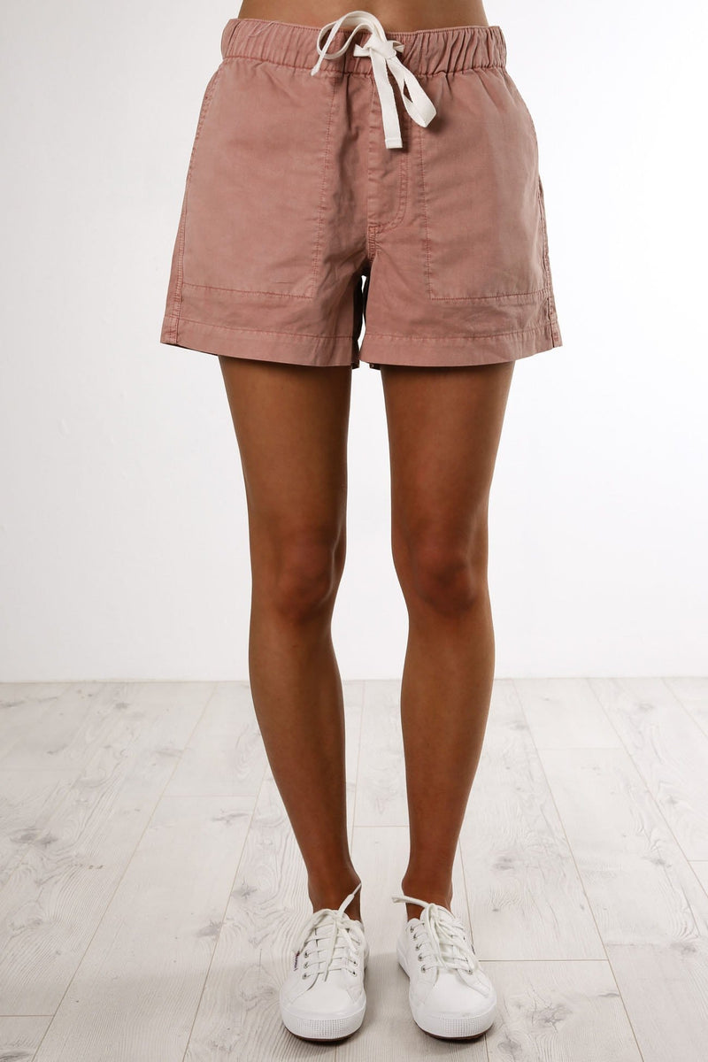 Coast Cotton Short Cameo Pink