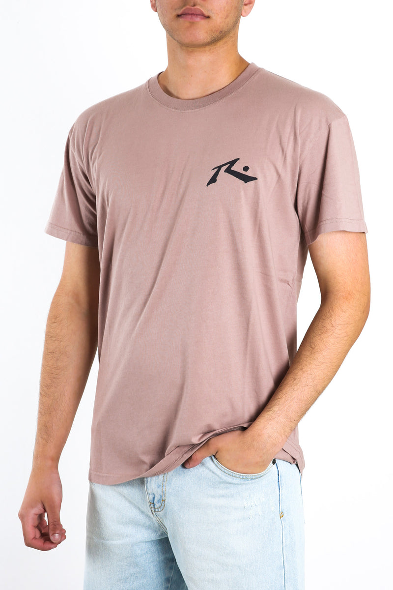 Competition Short Sleeve Tee Bark