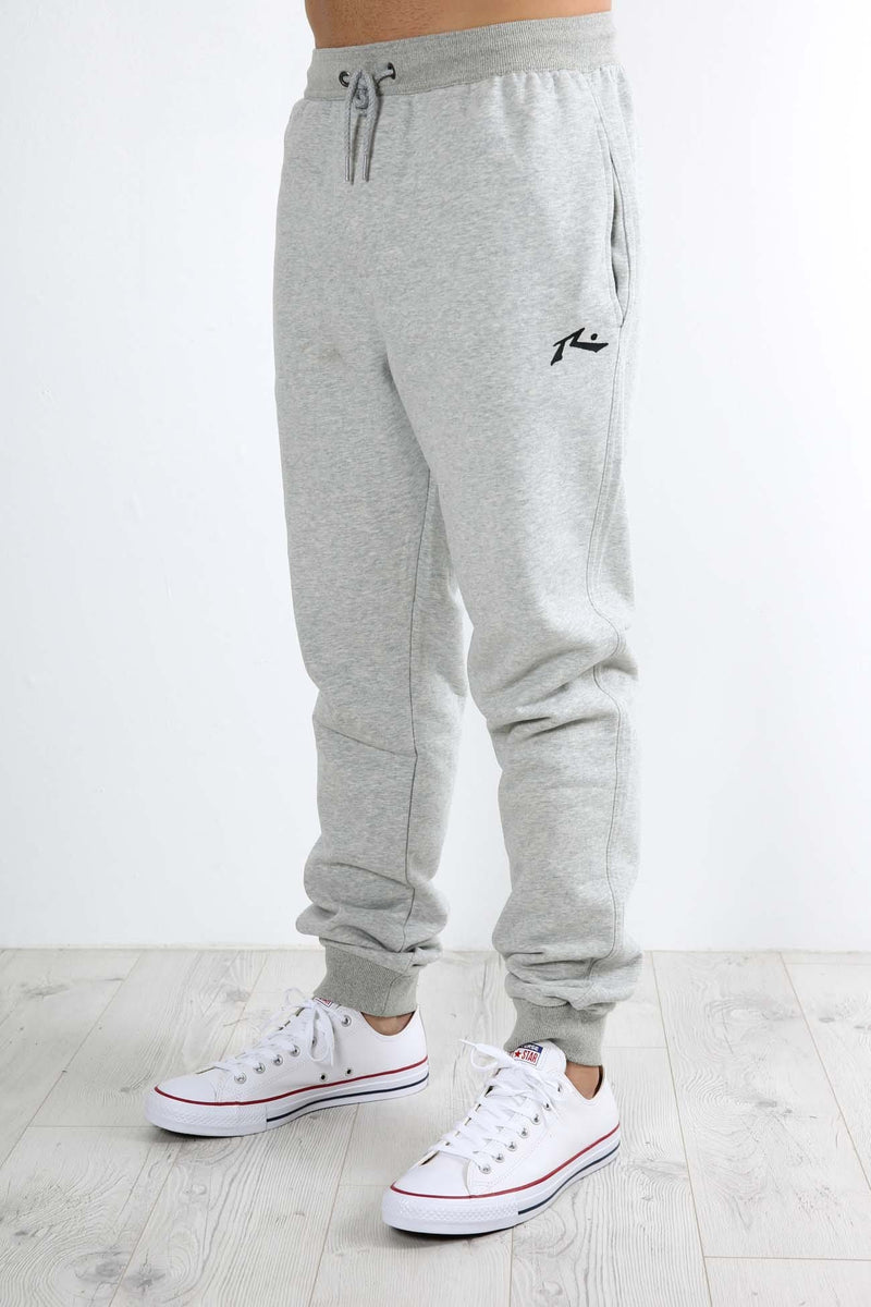 Competition Trackpant Grey Marle 1 Rusty - Jean Jail