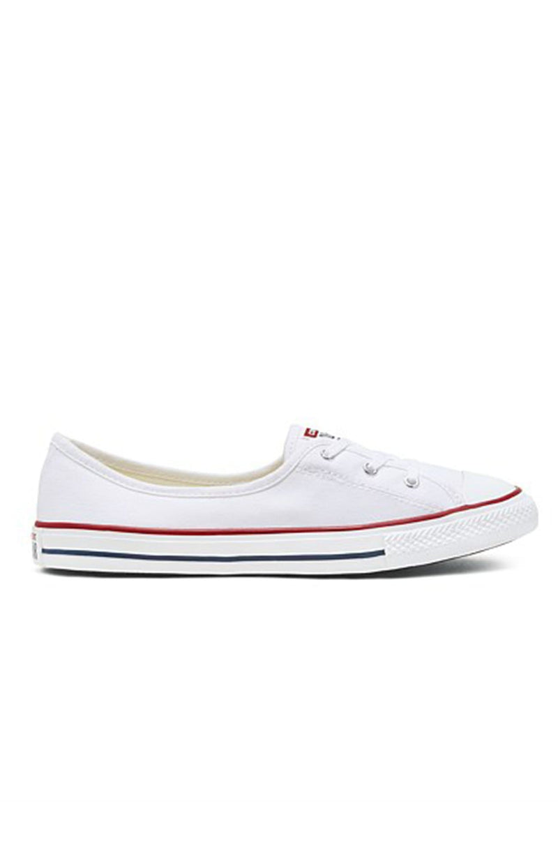 Chuck Taylor All Star Dainty Ballet Lace Slip White
