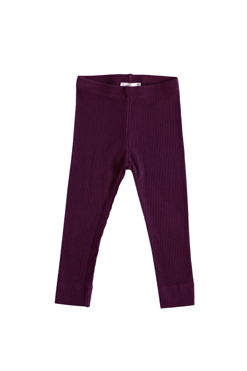 Cotton Modal Legging Fig