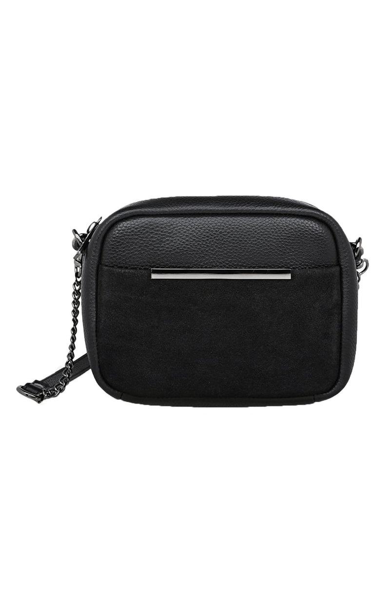 Cult Bag Black Nubuck