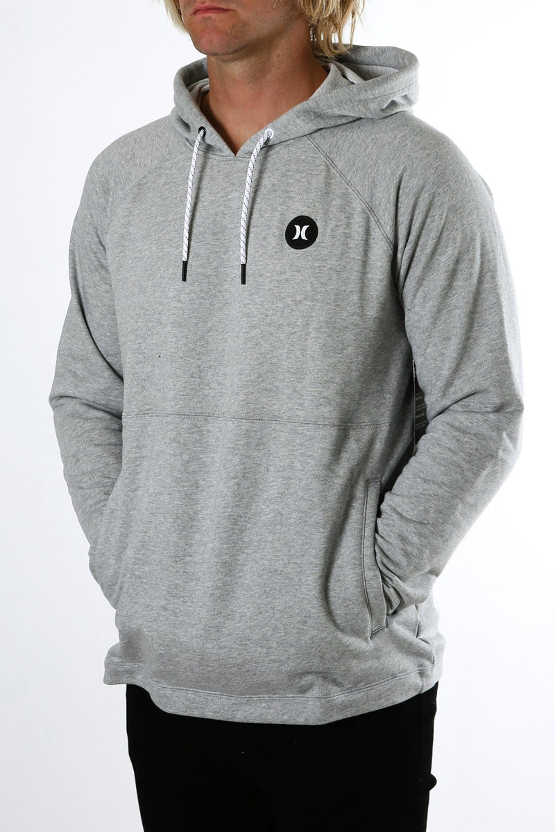 Dri-Fit Universal Pullover Fleece Dark Grey Heather