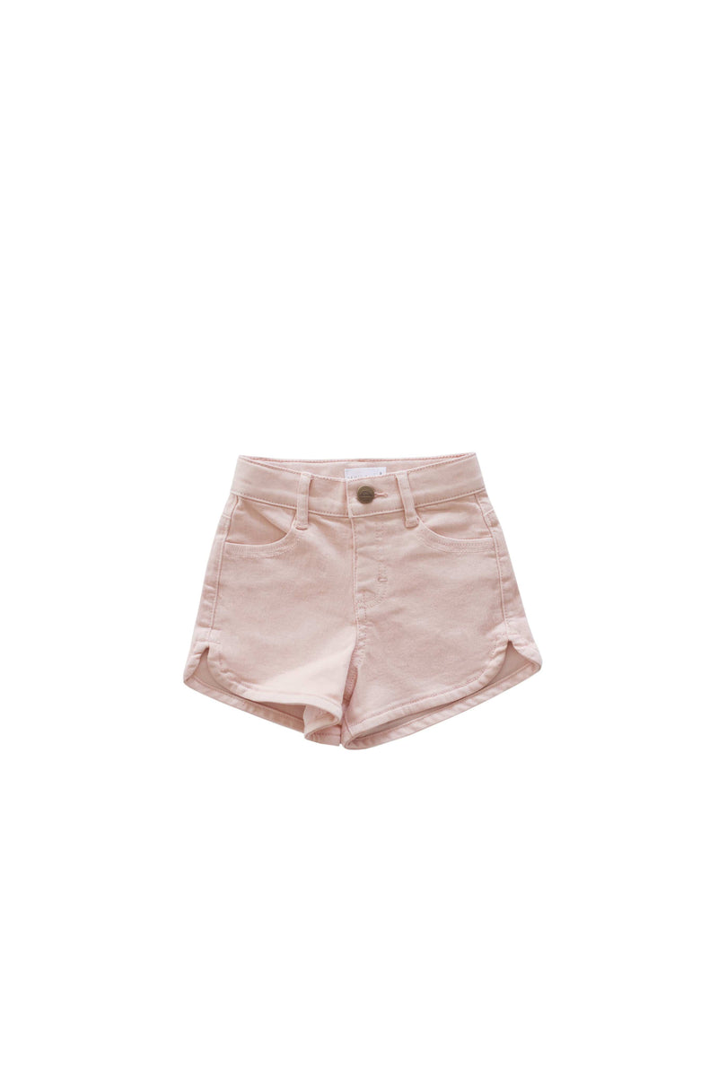 Daisy Denim Short Petal