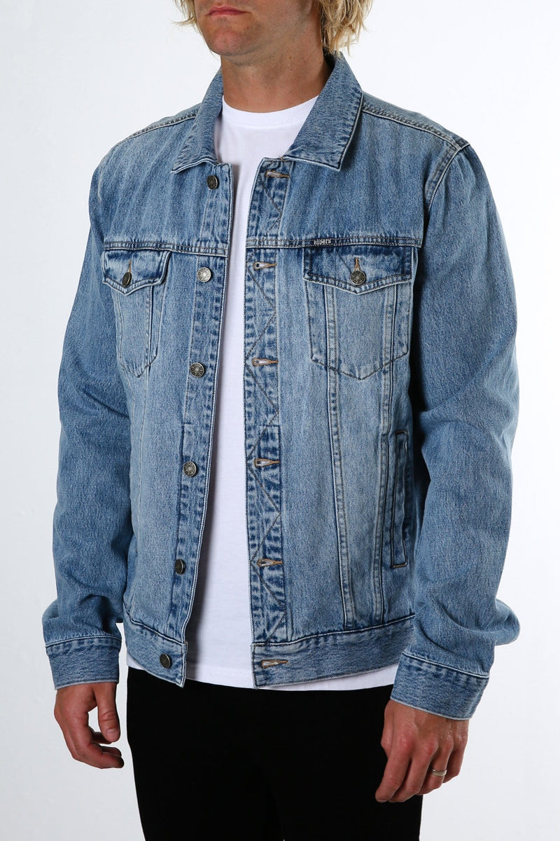 Denim Jacket Yosemite