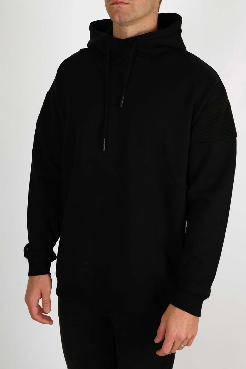 Dion Agius Issue Hoodie Black Globe - Jean Jail
