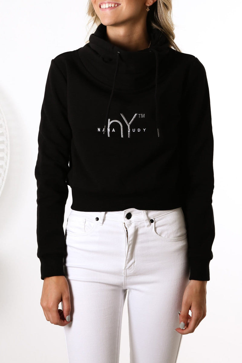 District Sweater Black