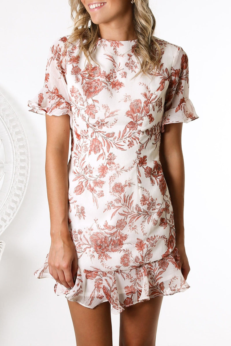 Down For You Dress Floral