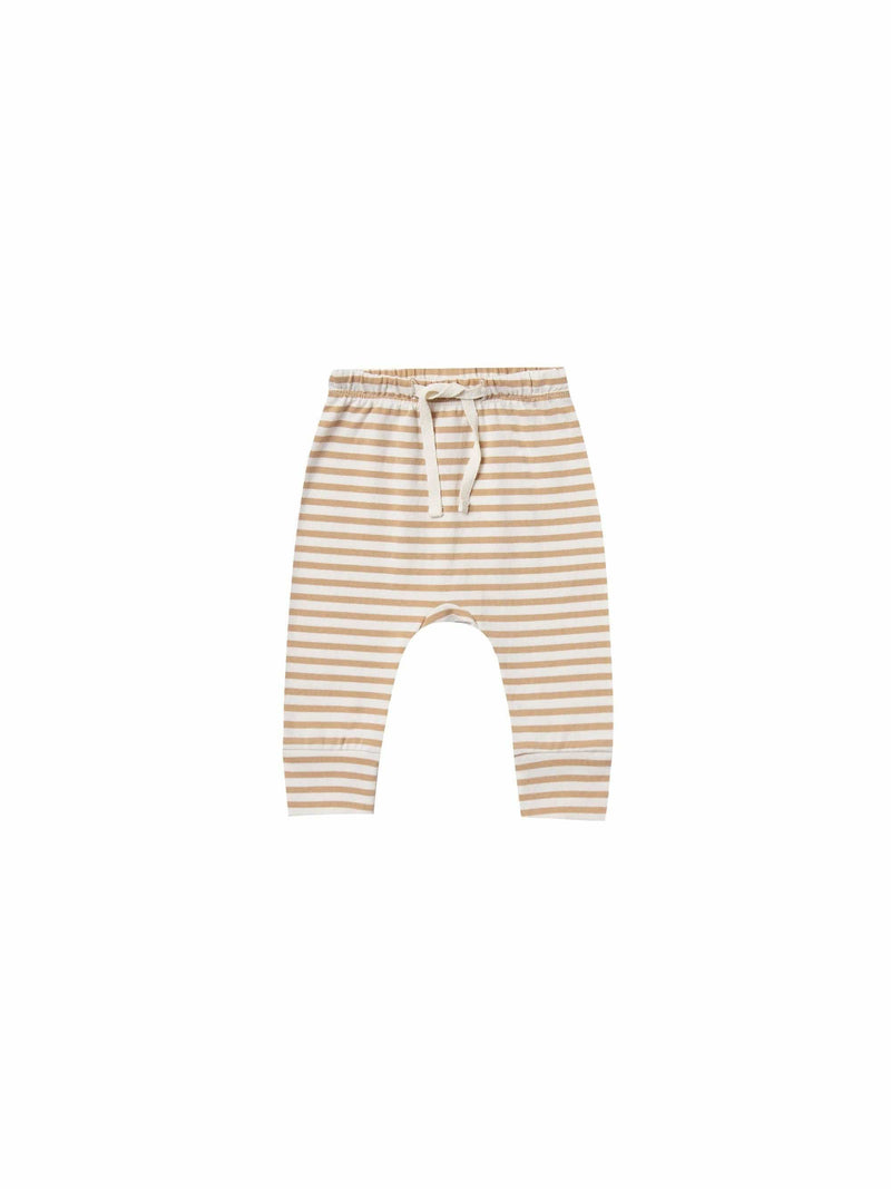 Drawstring Pant Honey Stripe
