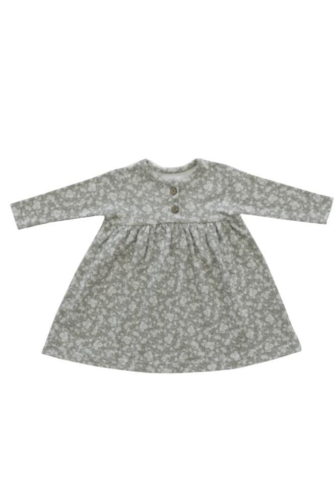 Organic Cotton Dress Sadie Floral