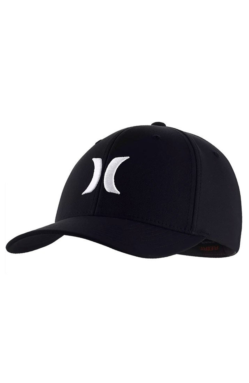 H20 Dri Fit One And Only Hat Black White