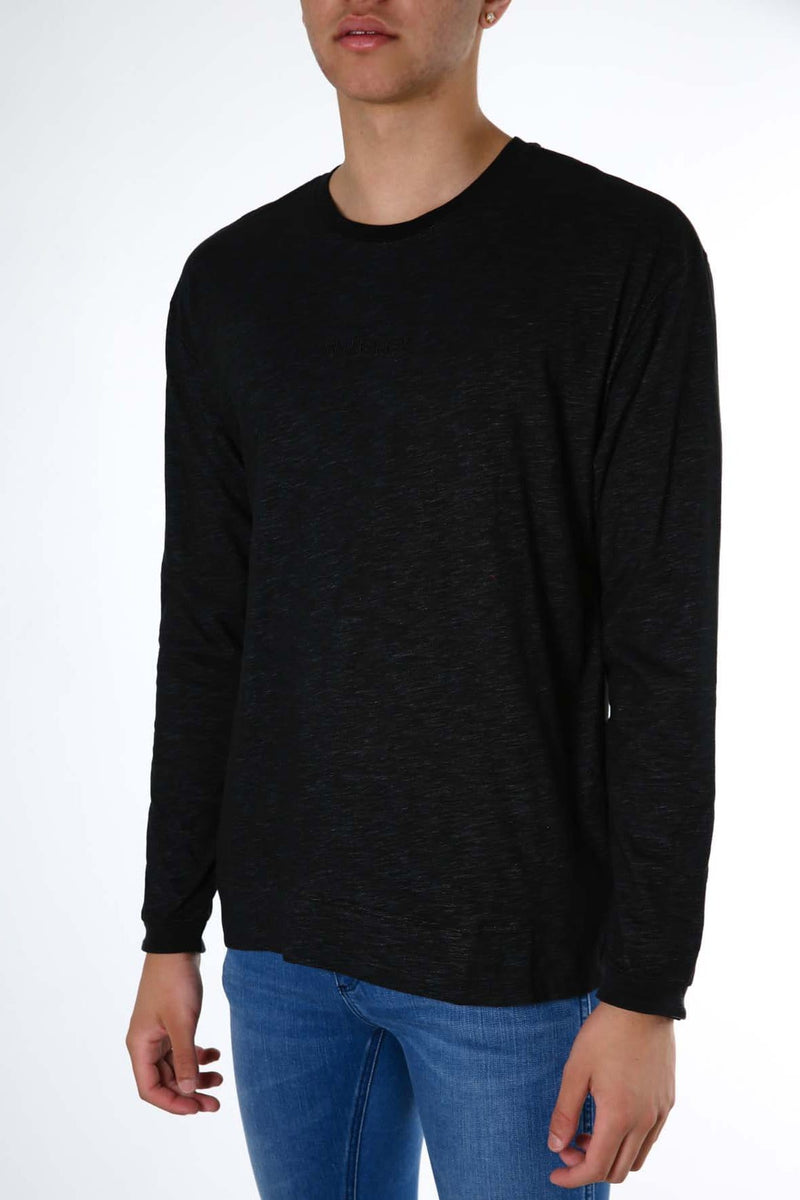 Dri-Fit Bridge Long Sleeve T-Shirt Black Hurley - Jean Jail