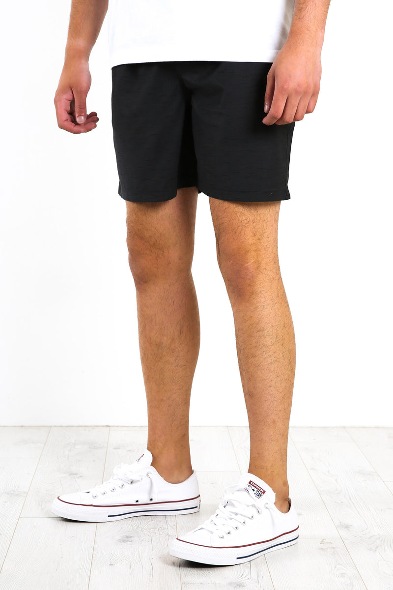Dri Fit Marwick Volley 18in Black Heather