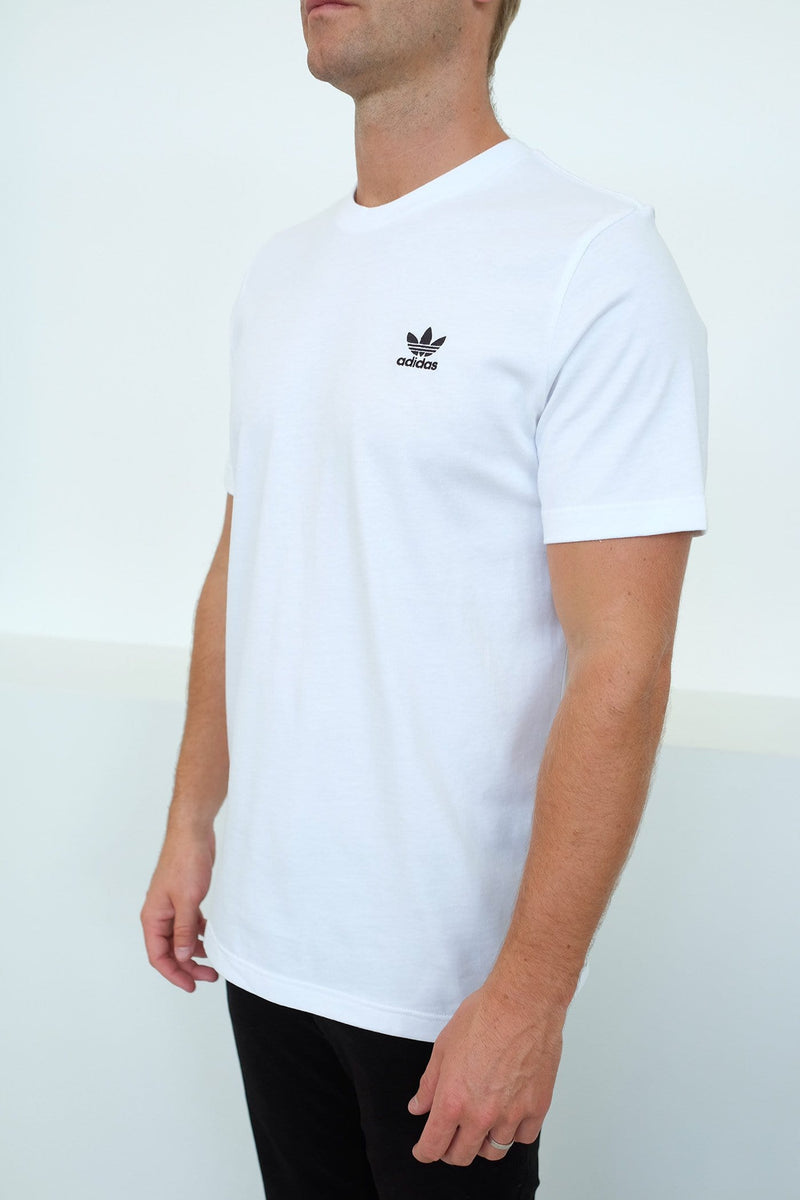 Essential Tee White adidas - Jean Jail