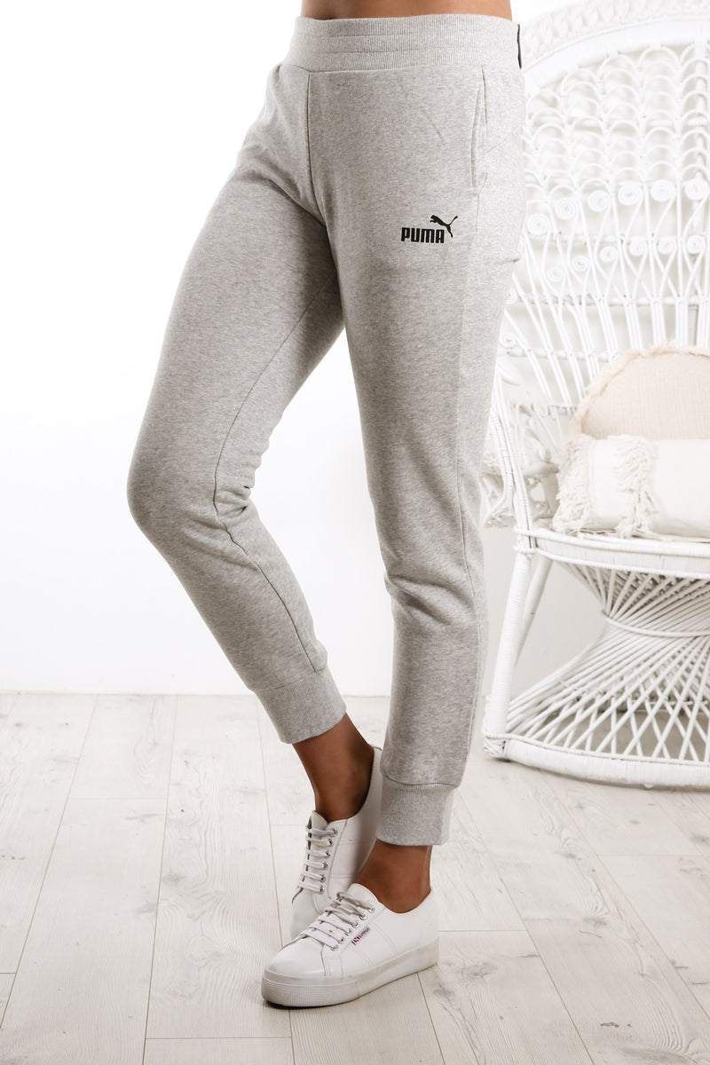 Essentials Fleece Sweat Pants Light Grey Heather