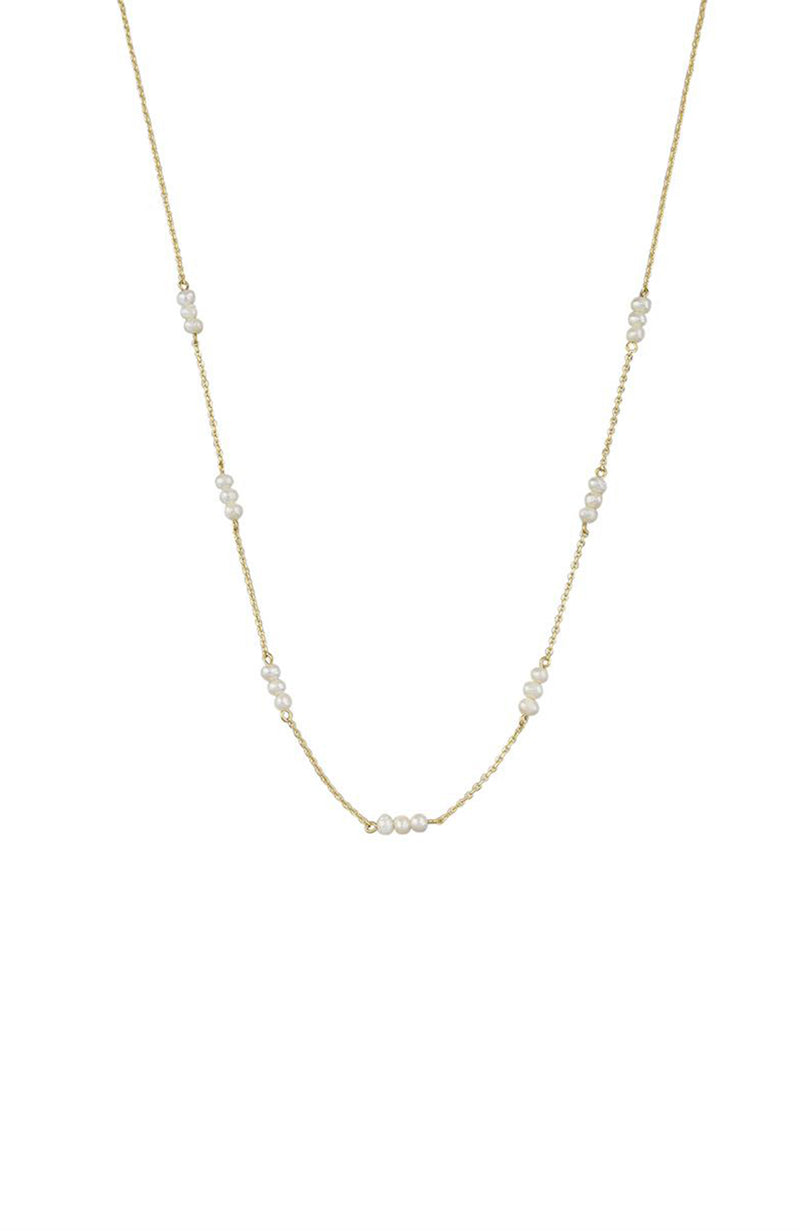 Evie Necklace Gold