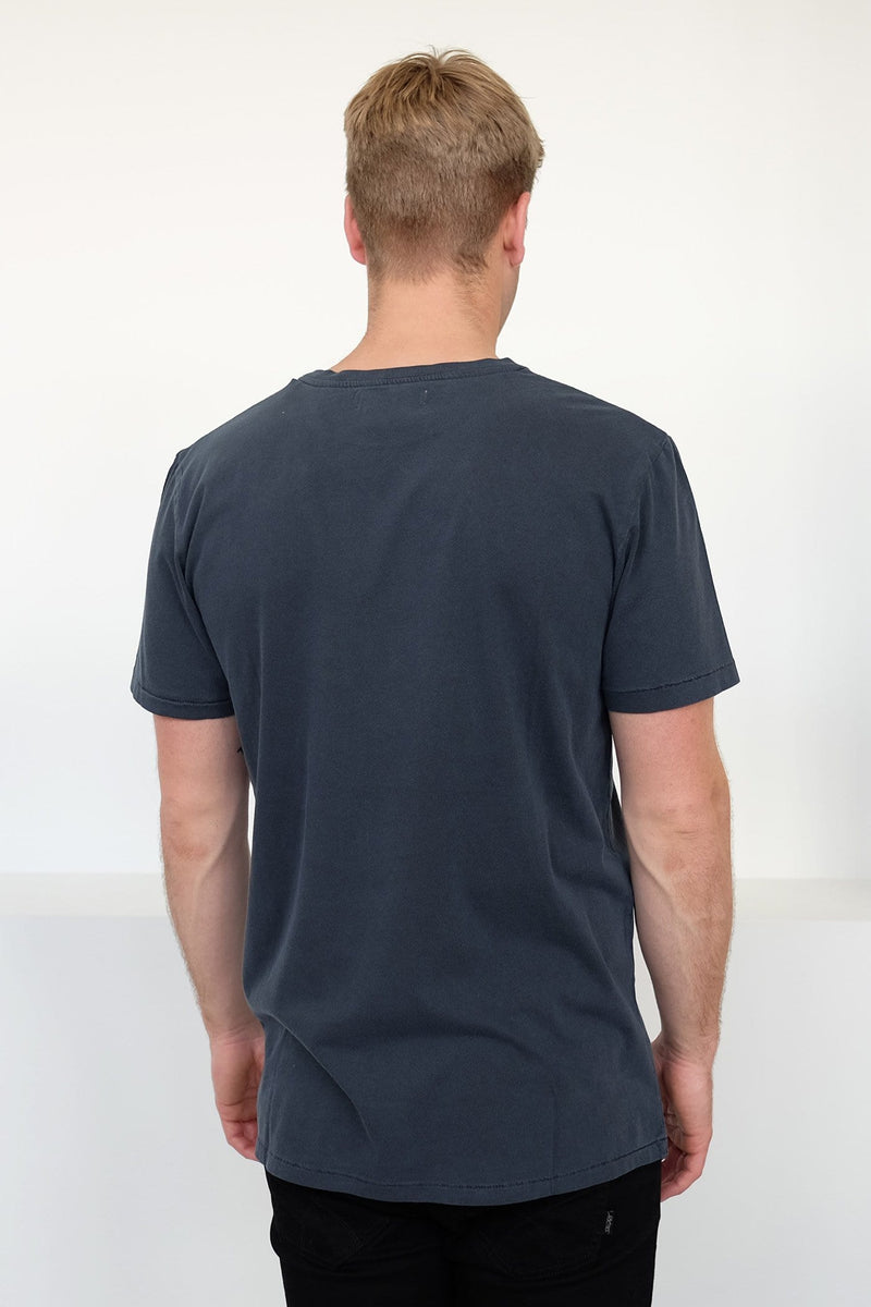 Extend Tee Worn Navy