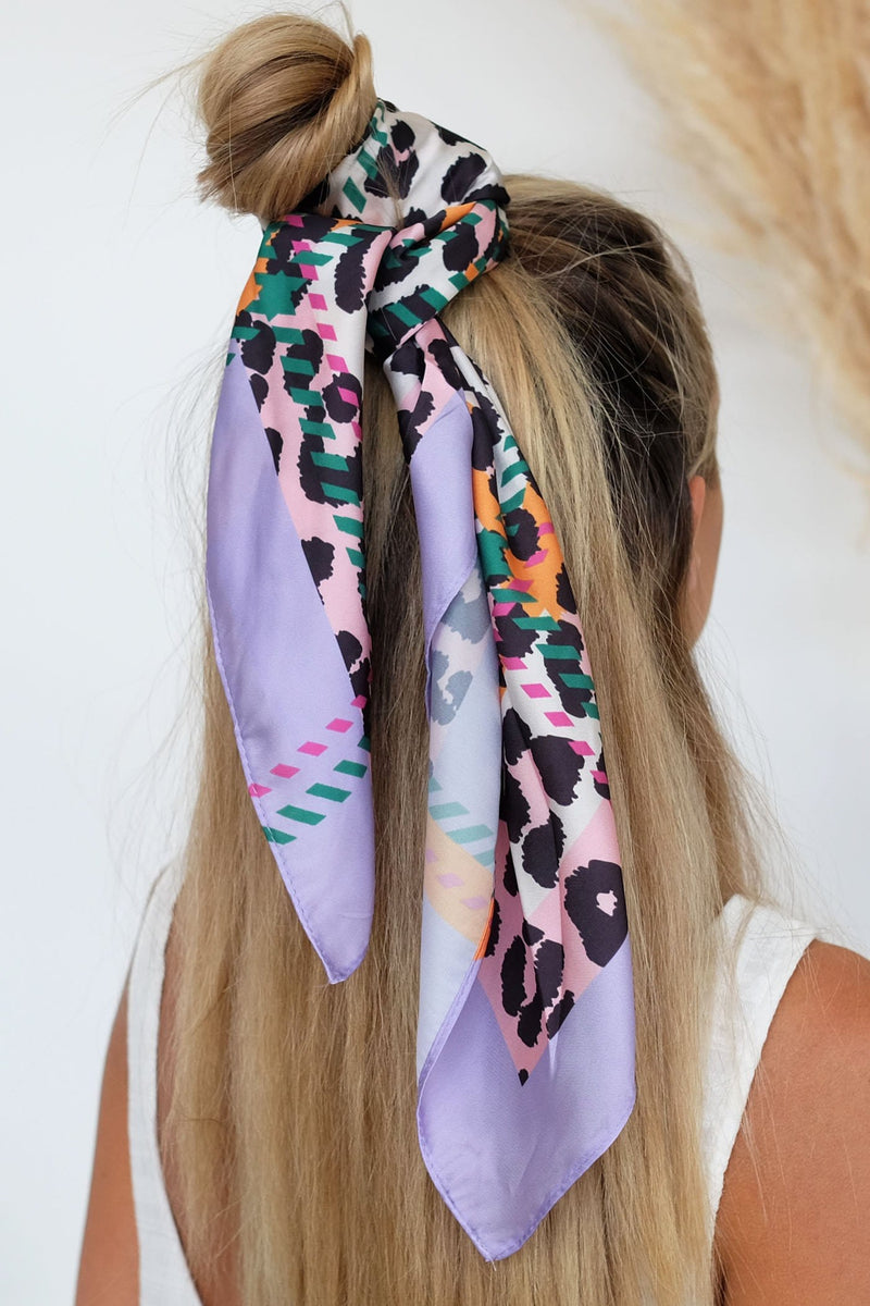 Fauna Head Scarf Multi