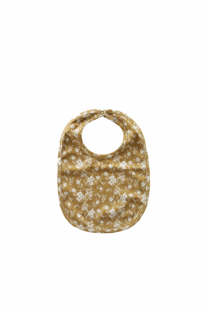 Bib Golden Floral