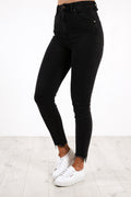 Hi Pins Jean Dancing Daze Black