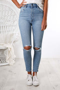 Hi Pins Jean Yesterday Worn