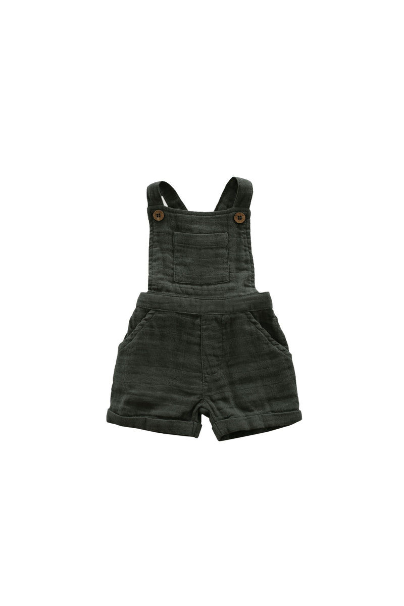 Hugo Overall Juniper Organic Cotton Muslin