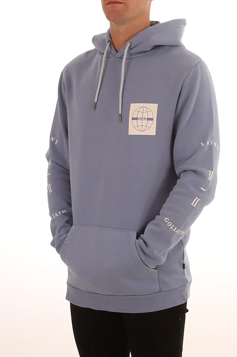 Hyperplane Hoody Blue St Goliath - Jean Jail
