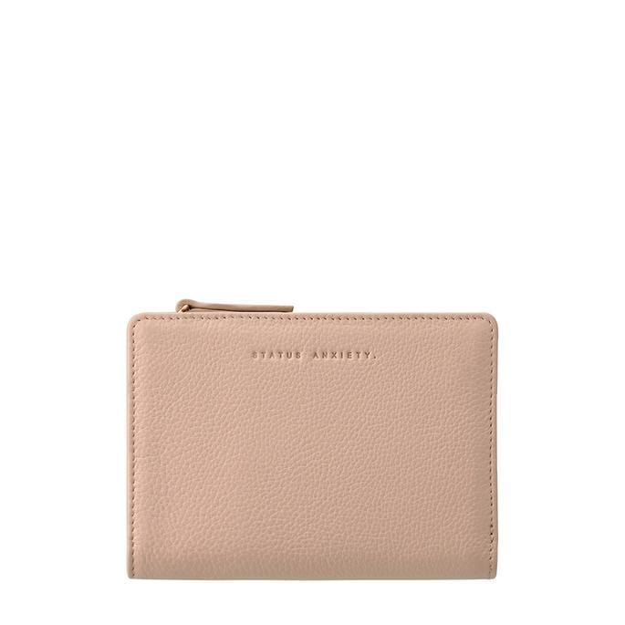 Insurgency Wallet Dusty Pink Status Anxiety - Jean Jail