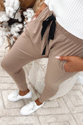 Isaiah Slouch Pant Light Grey