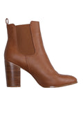 Jaida Boot Dark Tan Tumble