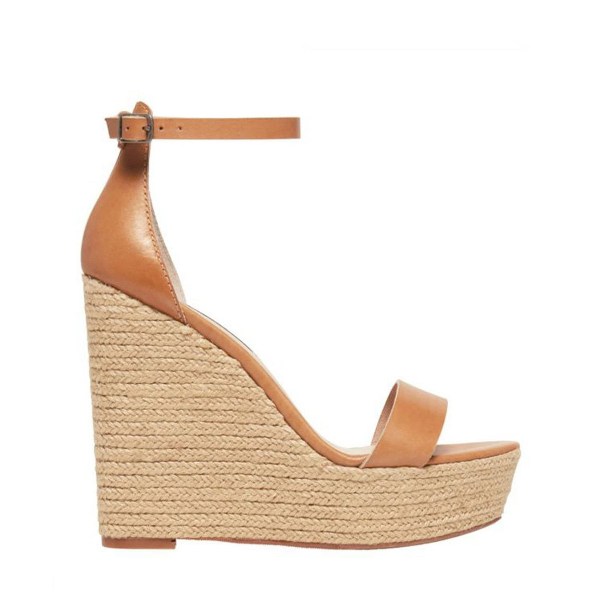 Kaila Wedge Natural Leather Jean Jail