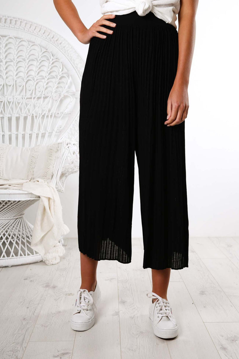 Kye Pants Black Jean Jail - Jean Jail