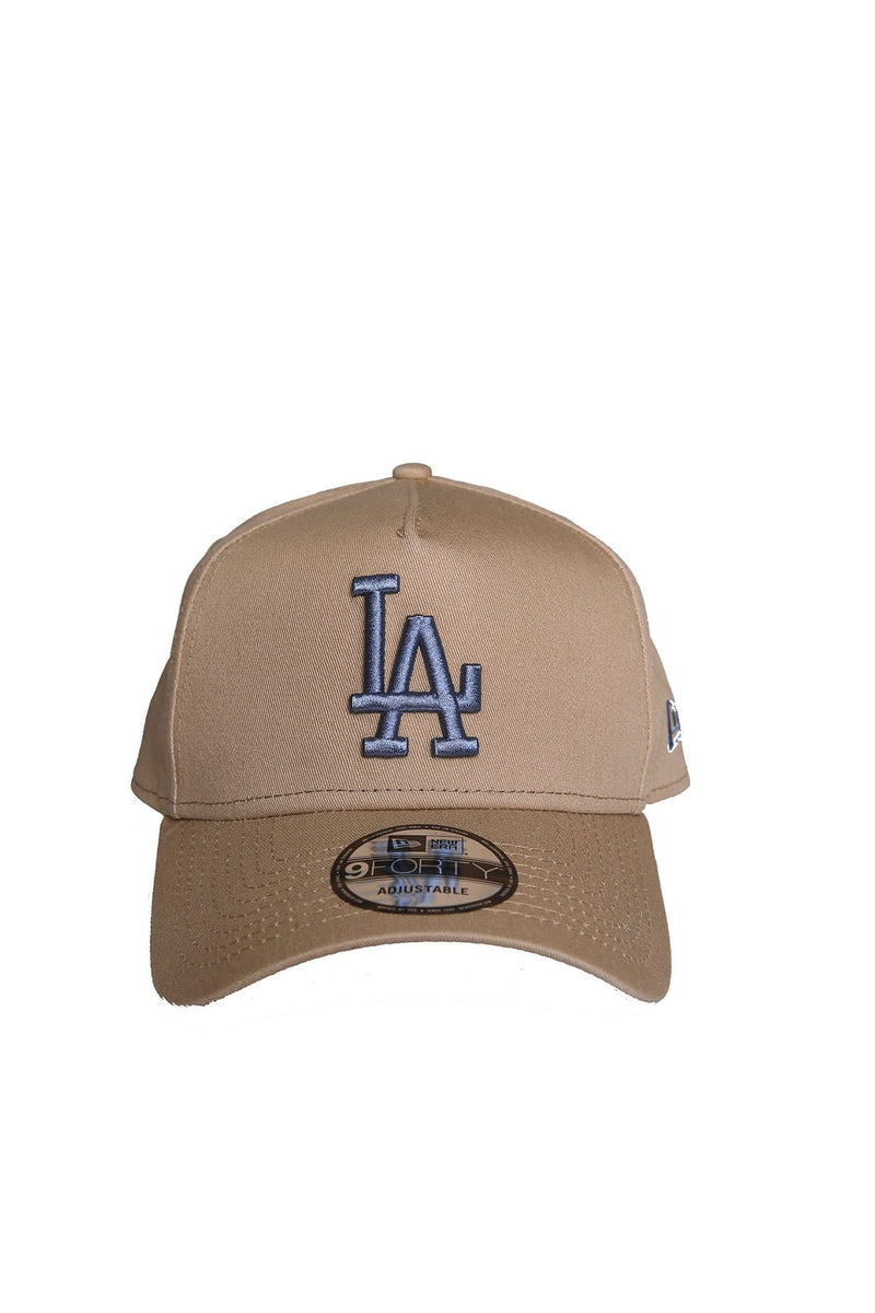Los Angeles Dodgers 9FORTY Snapback Camel Dust Blue New Era - Jean Jail