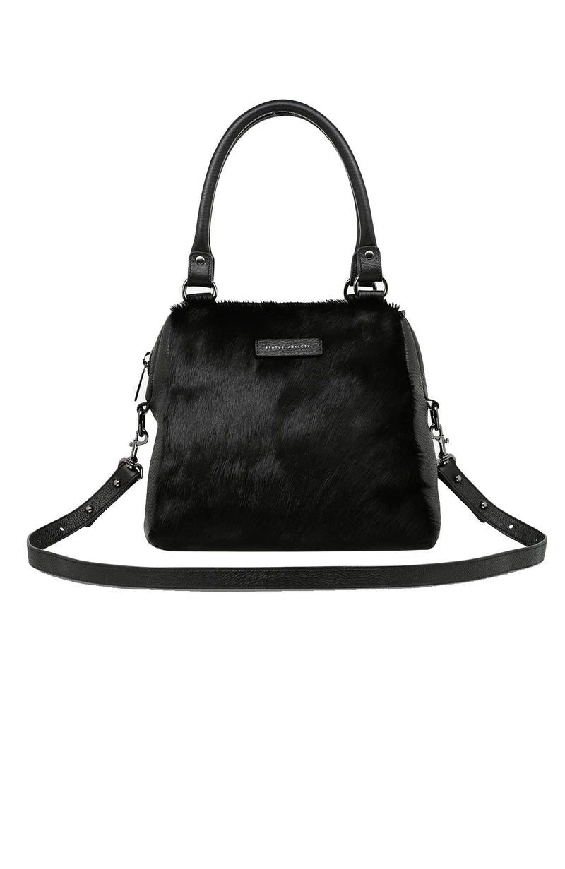 Last Mountains Bag Black Fur