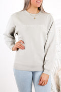 Womens Logo Fleece Fawn