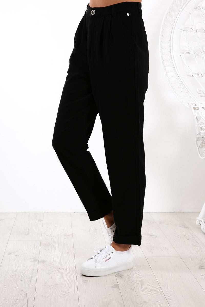 Lovewild Pant Black