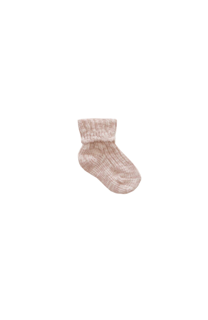 Marle Sock Rose Dust