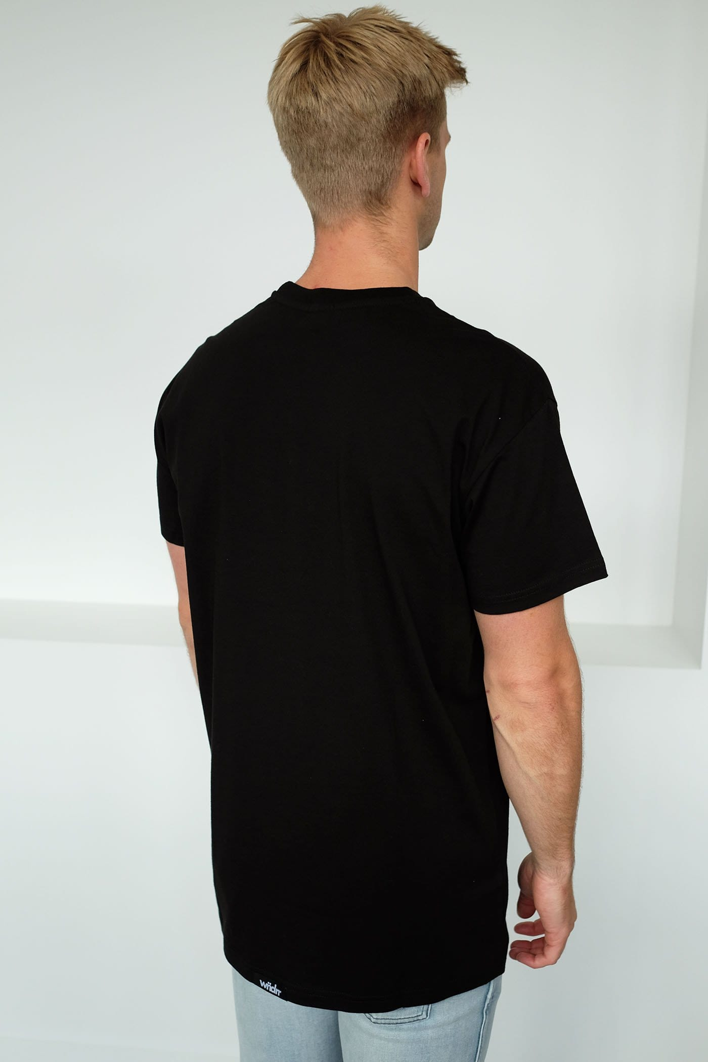 Medley Custom Fit Tee Black