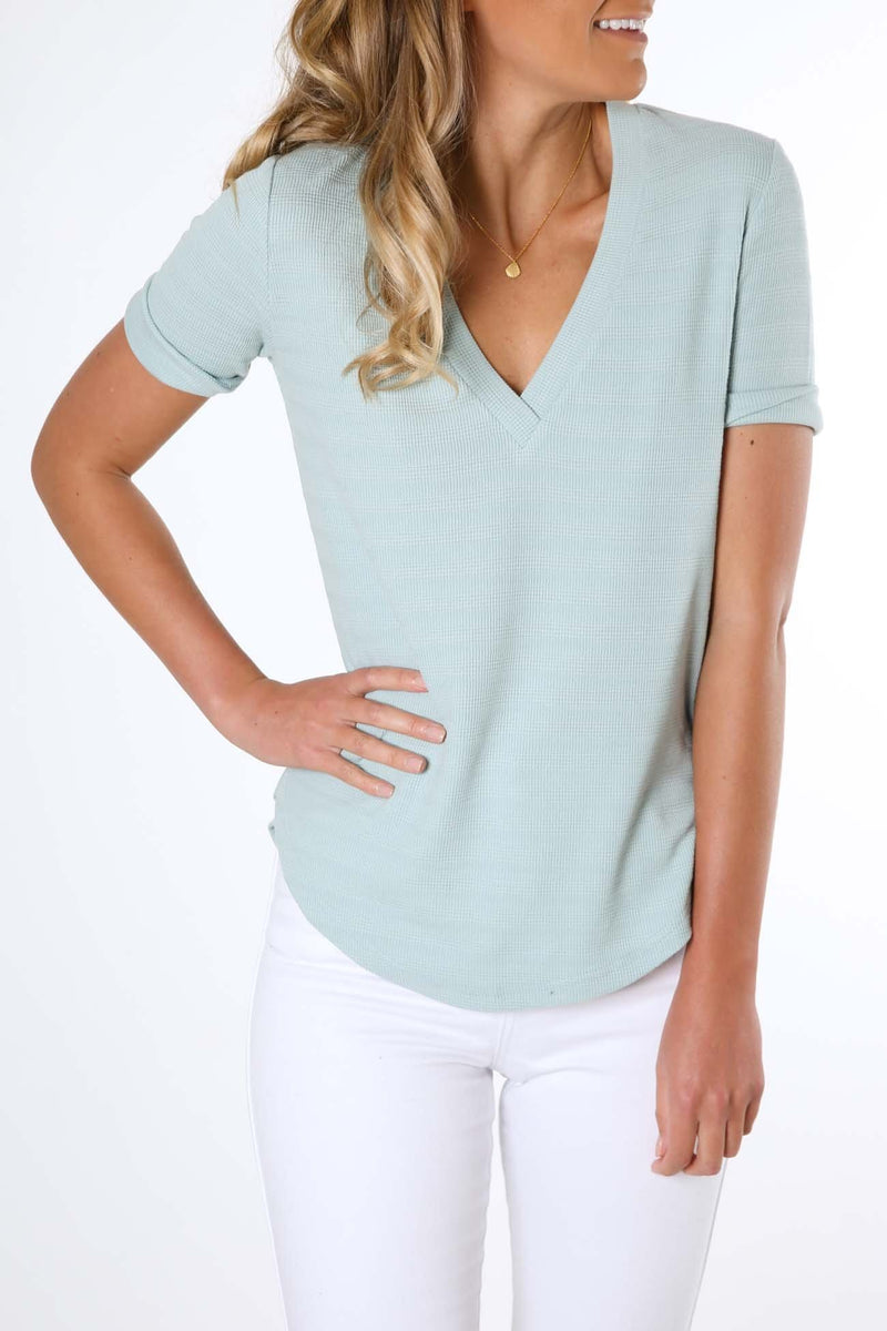 Moment T-Shirt Seafoam The Fifth Label - Jean Jail