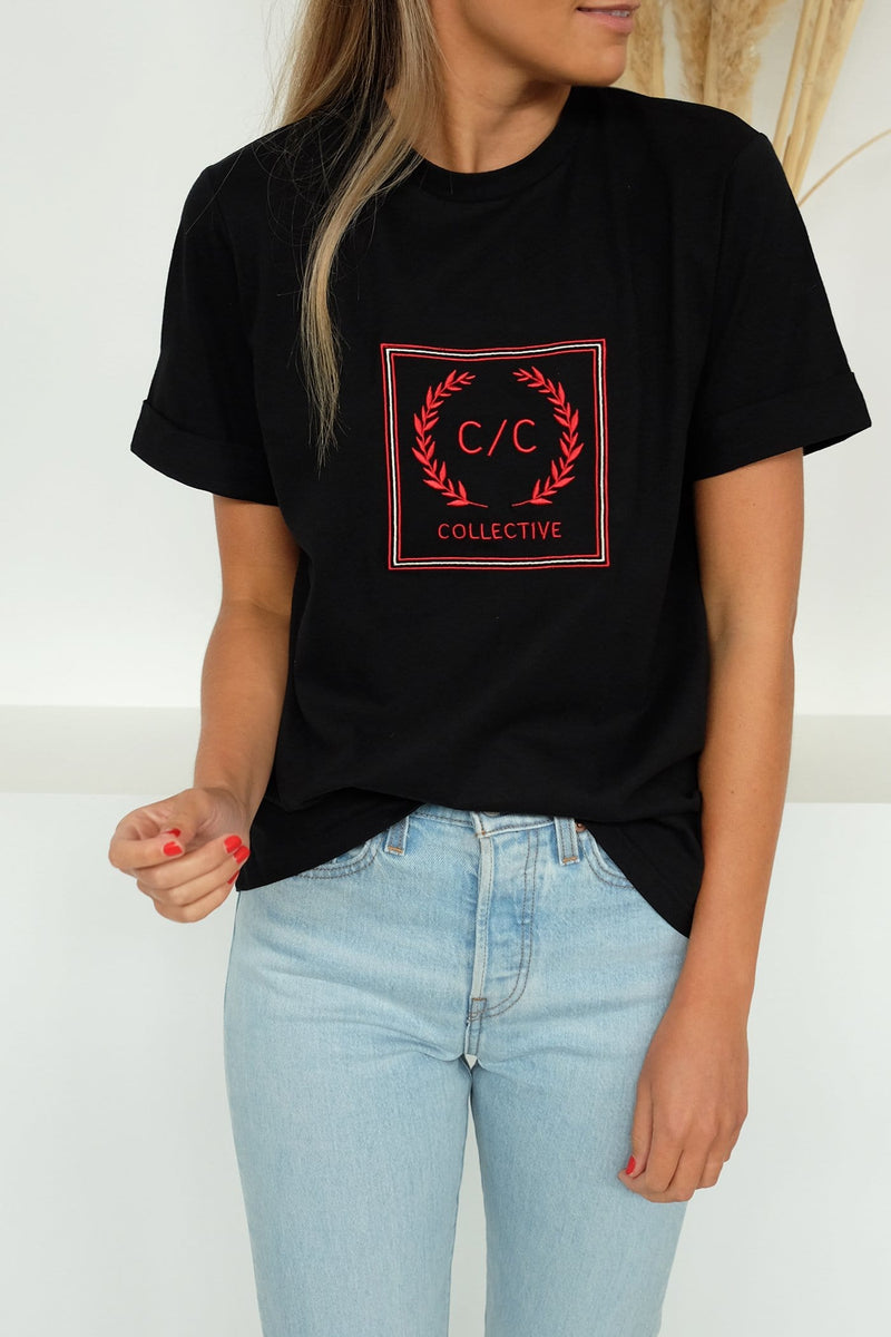 More I See T Shirt Black C/MEO COLLECTIVE - Jean Jail