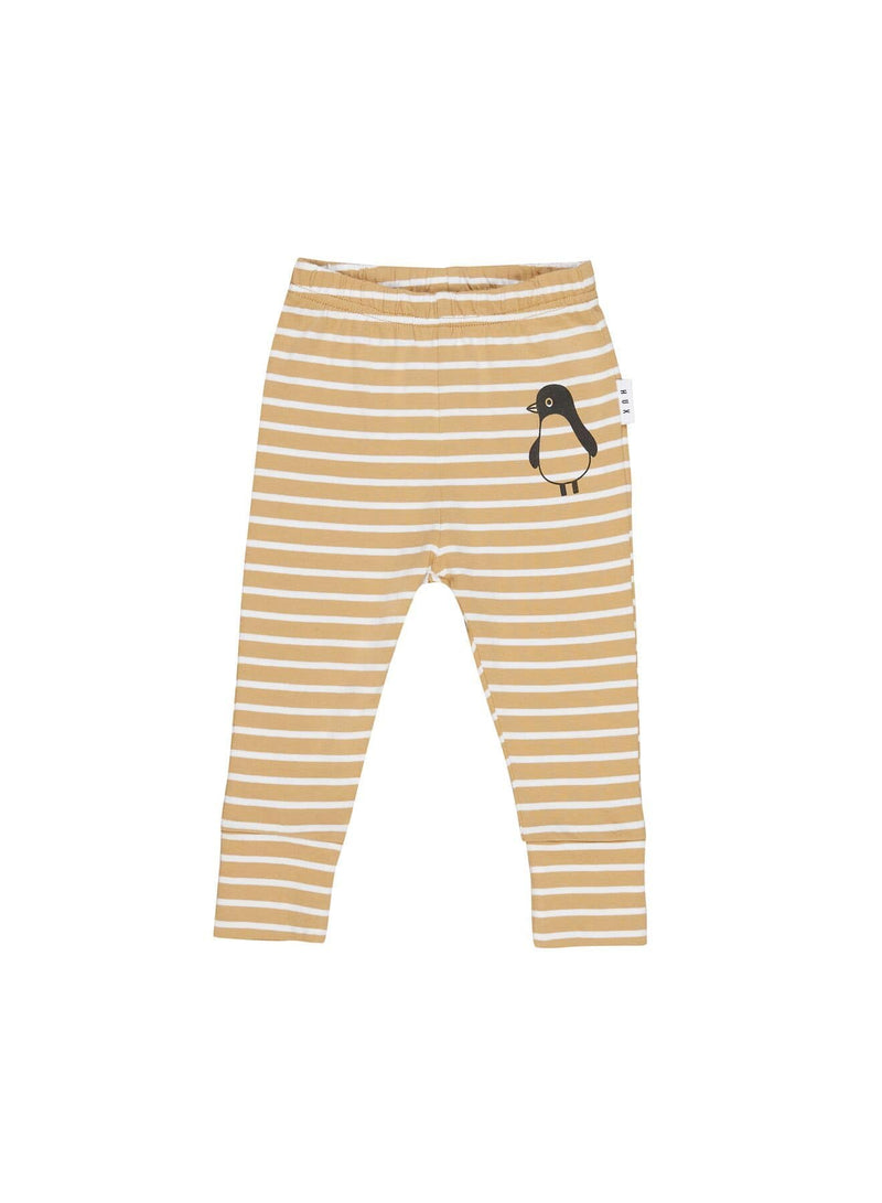 Mustard Stripe Legging