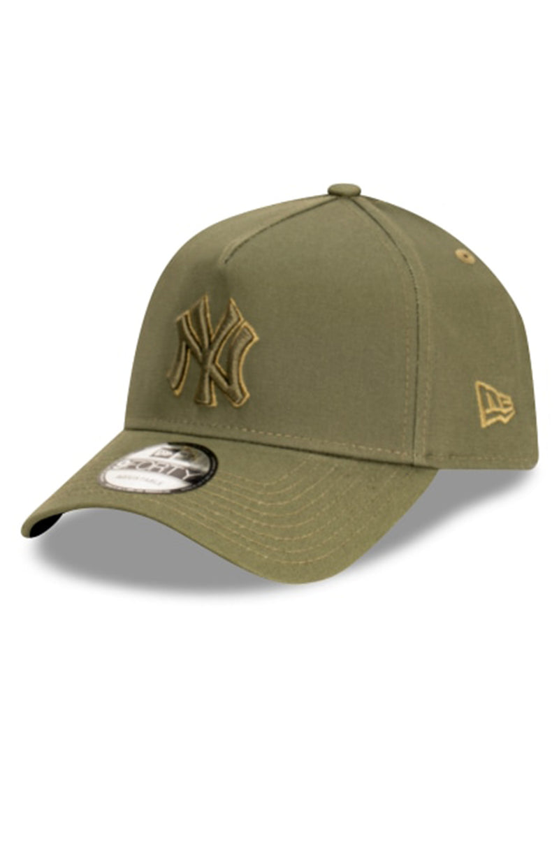 New York Yankees 9FORTY A-Frame Tonal Outline Snapback